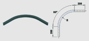 Skena böjd 90 grader - Trumpf 10-3110104