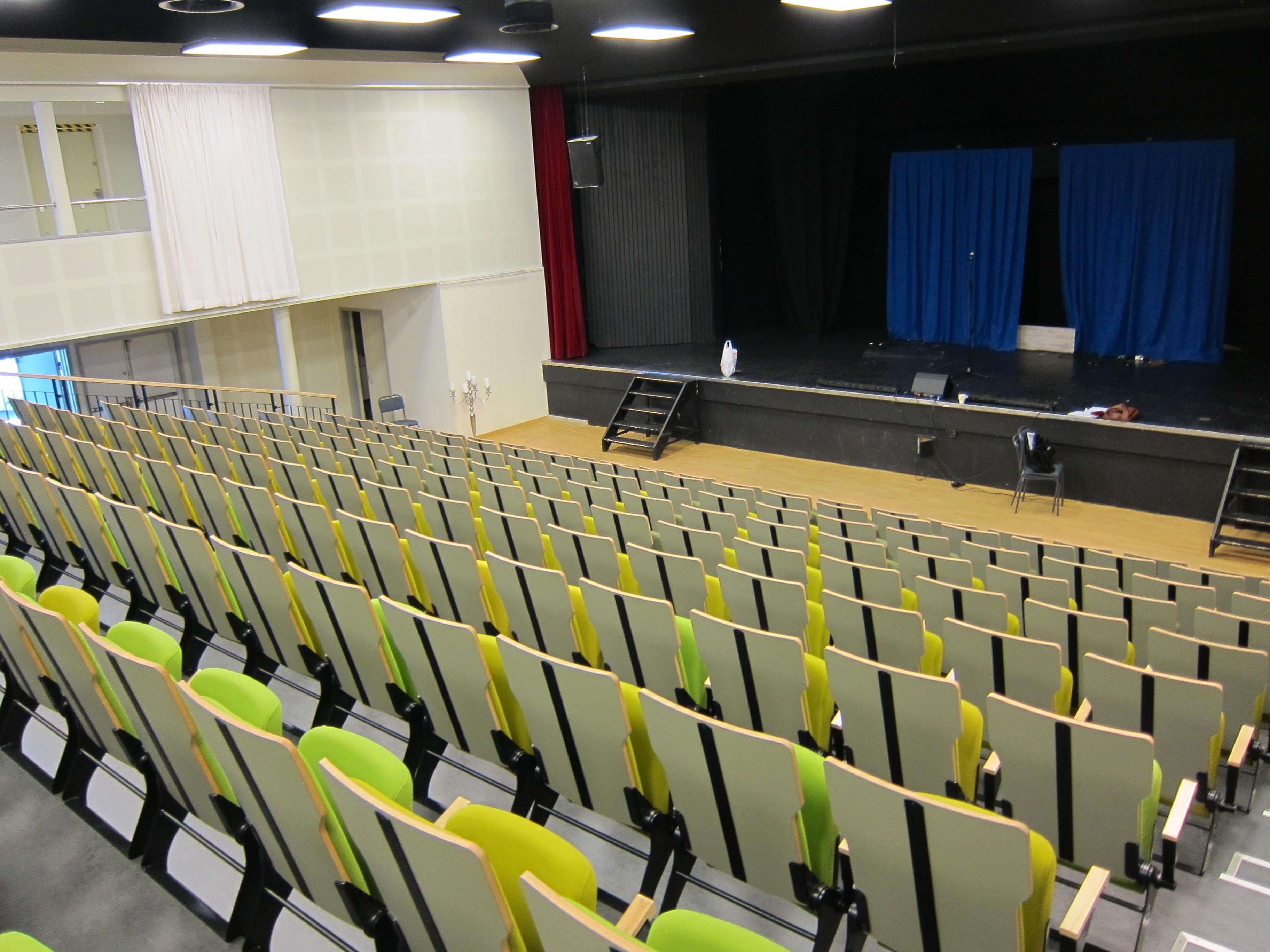 Varberg Event, Sparbankshallen