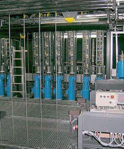 Tågvinden - Övermaskineri